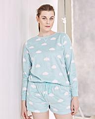 Pretty Secrets Shortie Pyjama Set