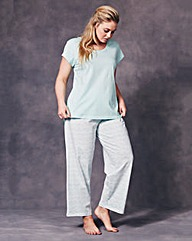 Pretty Secrets Short Sleeved Pyjama Set