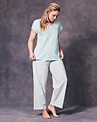 Pretty Secrets Short Sleeved Pyjama Set