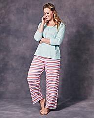 Pretty Secrets Jersey Pyjama Set