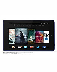 Kindle Fire HD 6 WiFi 8GB Cobalt