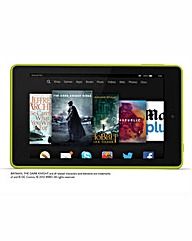 Kindle Fire HD 6 WiFi 16GB Citron