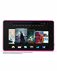 Kindle Fire HD 6 WiFi 16GB Magenta