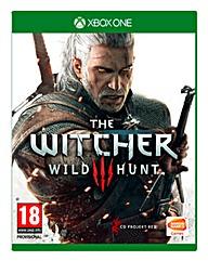 Xbox One The Witcher 3: Wild Hunt