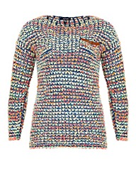 Samya Multi Coloured Jumper