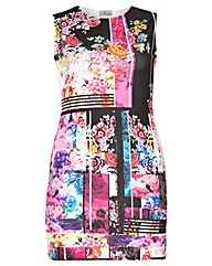 Praslin Floral Shift Dress