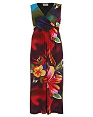 Praslin Cross Over Maxi Dress
