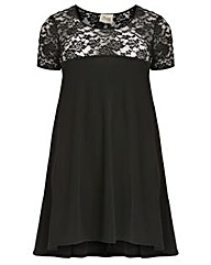 Sienna Couture Swing Dress