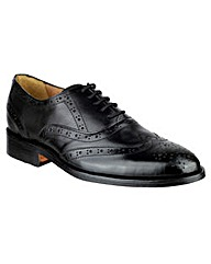 Amblers Ben Leather Soled Shoe