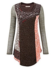 Joe Browns Perfect Patchwork Jumper