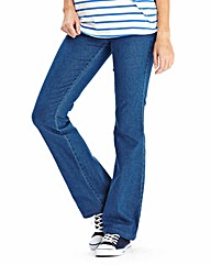 Simply Be Bootcut Jeggings Long