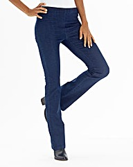 Simply Be Bootcut Jeggings Short