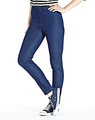 Simply Be Slim-Leg Jeggings Short