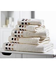Catherine Lansfield Mosaic Bath Towel