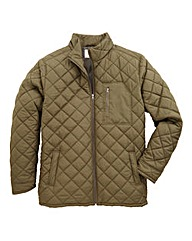 WILLIAMS & BROWN Quilted Harrington