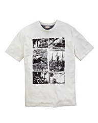 WILLIAMS & BROWN Tall Print T-Shirt