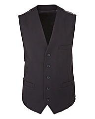 WILLIAMS & BROWN LONDON Rib Waistcoat