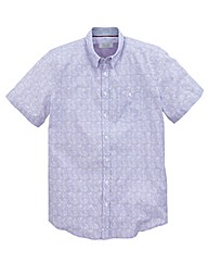 WILLIAMS & BROWN Tall Short Sleeve Shirt