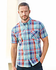WILLIAMS & BROWN Short-Sleeve Shirt