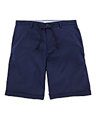 WILLIAMS & BROWN Linen Mix Short