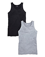 WILLIAMS & BROWN Pack of 2 Vests