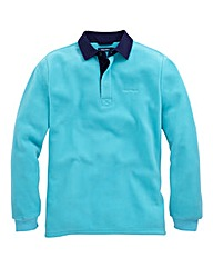Southbay Unisex Fleece Rugby Shirt