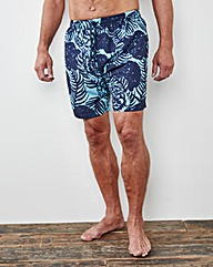 WILLIAMS & BROWN Floral Swimshorts