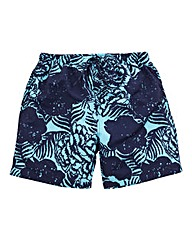 WILLIAMS & BROWN Mghty Floral Swimshorts