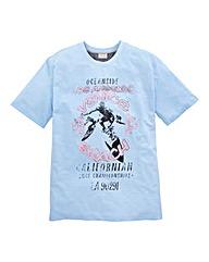 WILLIAMS & BROWN Print T-Shirt