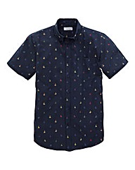 WILLIAMS & BROWN Mgty Short Sleeve Shirt
