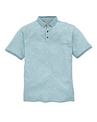 WILLIAMS & BROWN Short-Sleeve Polo Shirt