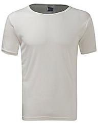 Southbay White S/S Thermal T-Shirt