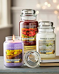 Yankee Candle Large Jar Three Favourites