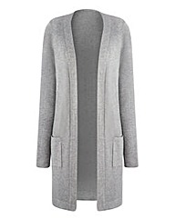 Fashioned Longline Cardigan