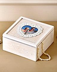 Heart Photo Frame Box