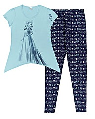 Personalised Frozen Ladies Nightwear