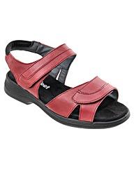 Cosyfeet Cher Sandal EEEEEE Fit