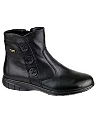 Dowdswell Leather Womens Ankle Boot