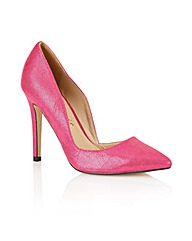 Dolcis Venice ladies court shoes