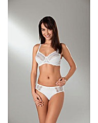 Naturana Underwired Lace Cup Bra
