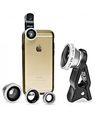 Olixar 3-in1 Universal Clip Camera Lens