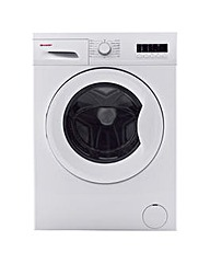 Sharp 6kg Washing Machine, White