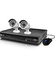 Swann EDLP 2 Camera CCTV Pro Kit