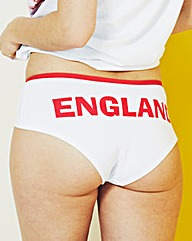 England Shortie Style Knickers