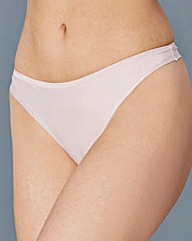3 Pack No VPL Assorted Thongs