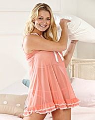 Naturally Close Frill Babydoll L31