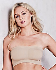 Bandeau Comfort Top, Natural