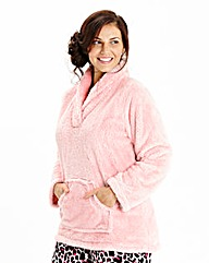 Pretty Secrets Cuddle Fleece Top