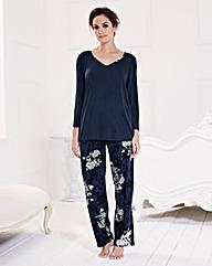 Miliarosa V-neck Pyjama set