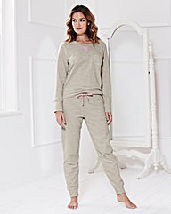 Pretty Secrets Long Sleeved Pyjama Set